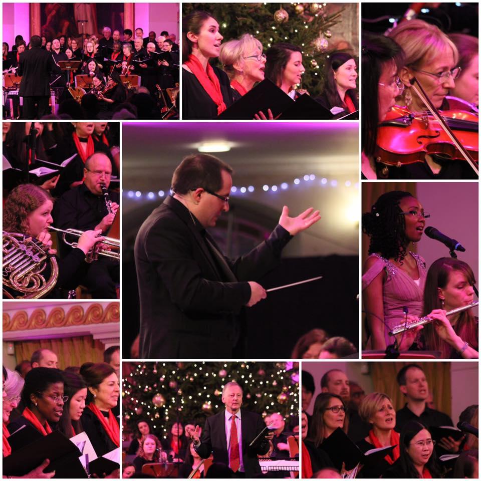 All Souls Choir Carol Concert 2017