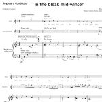 Carol of the Week – In the Bleak Midwinter