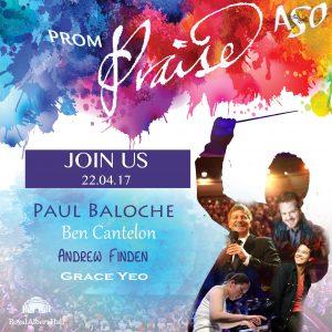 Prom Praise 2017