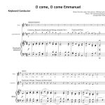 Score of the Week – O come o come emmanuel