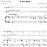 Score of the Week – Silent Night