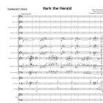 Carol of the Week – Hark the Herald