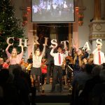 From Scrooge to the Stable! Bright lights of Christmas Praise 2017