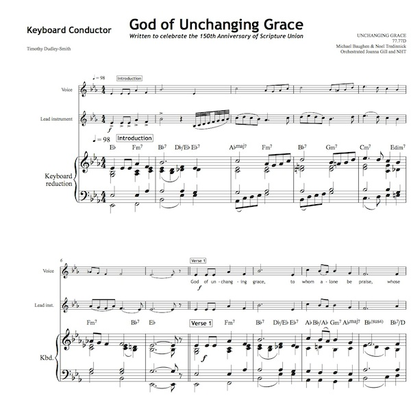 God Of Unchanging Grace Worship Set All Souls Music