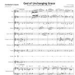 Score of the Week – God of Unchanging Grace