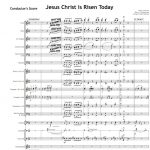 Score of the Week – Jesus Christ is Risen Today