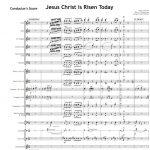 Score of the Week – Jesus Christ is Risen Today