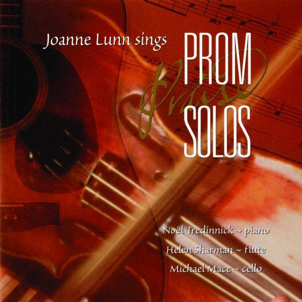 Joanne Lunn Sings Prom Praise Solos