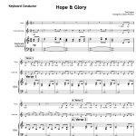 Hope and Glory - Worship Set
