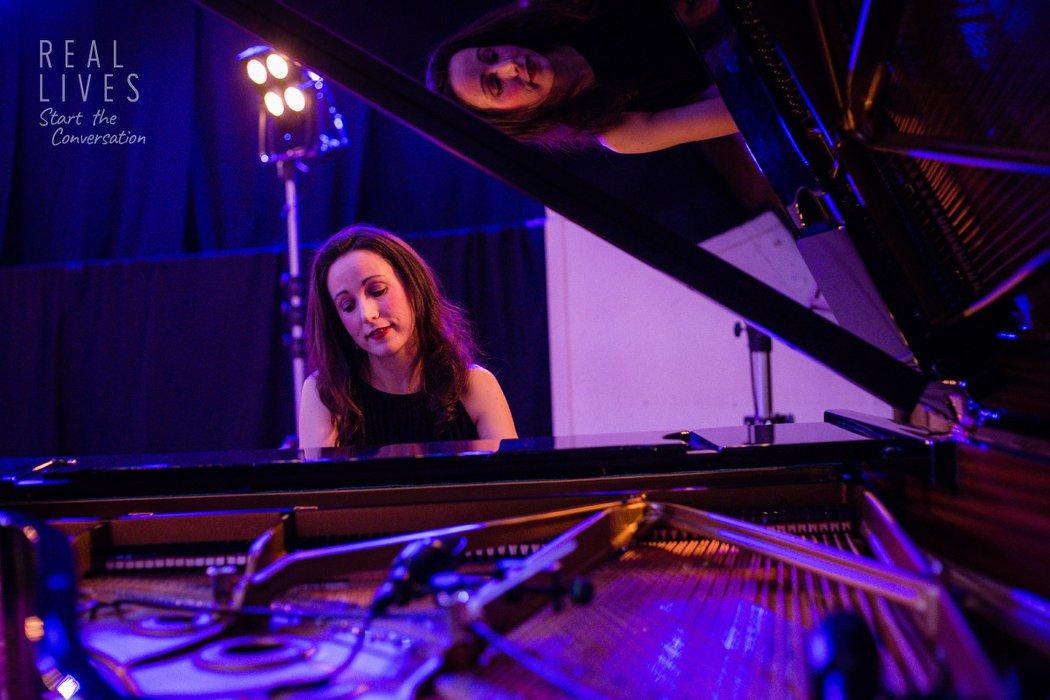 Meet Maria Marchant - Pianist - All Souls Music