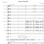 Saviour of the World - Orchestral Set